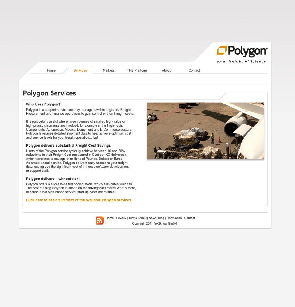 Polygon Gmbh digital barry design